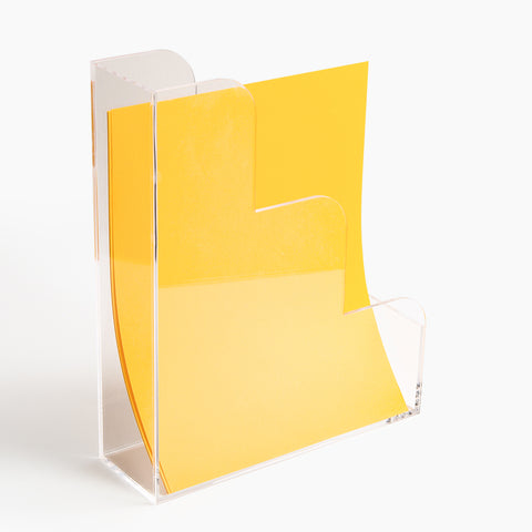 Lucite Document Holder