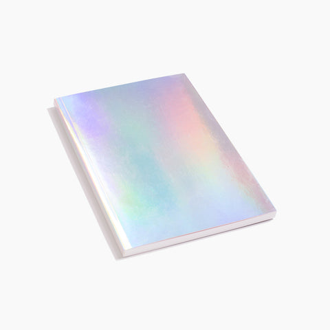 Poketo Holographic Notebook