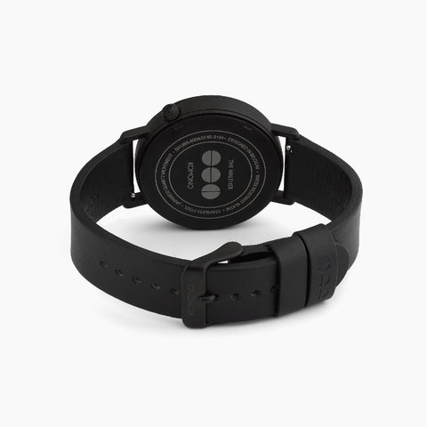 Komono Walther Watch in Midnight