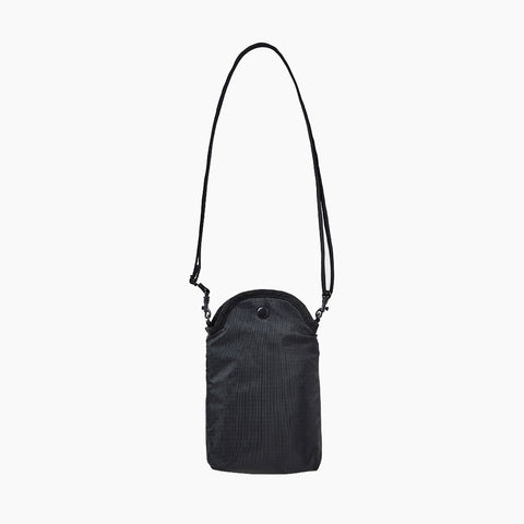 Phone Crossbody Pouch in Black
