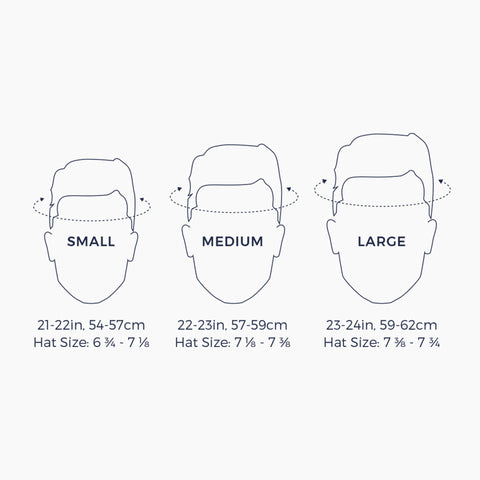 Bike Helmet Size Guide