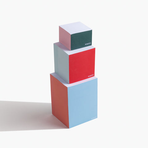 Tower Notes Block in Small