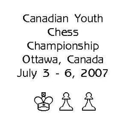 Canadian Youth Chess Championship Registration