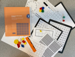 At home Grade Two Math Kit $120.00
