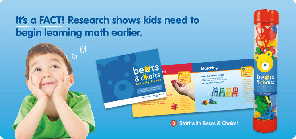Math materials for young children