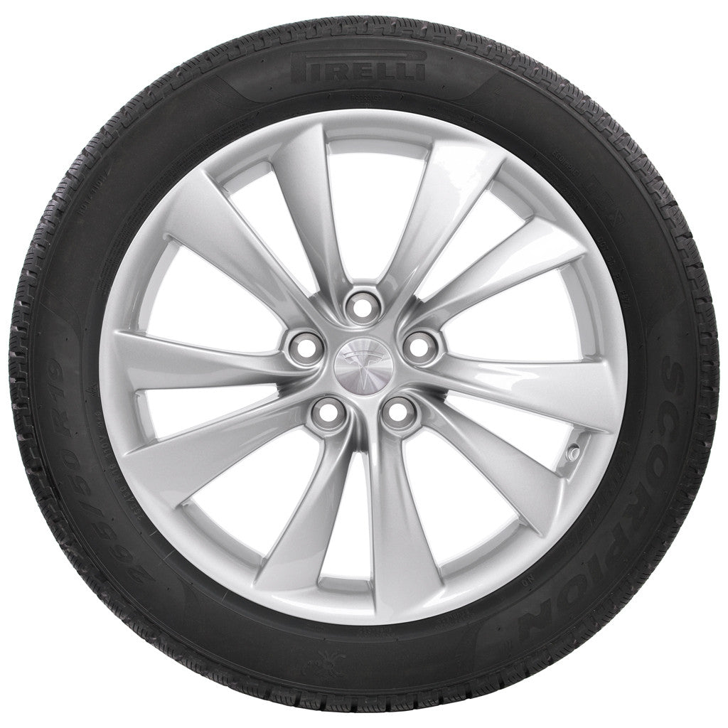 "19"" Cyclone Wheel and Winter Tire Package"