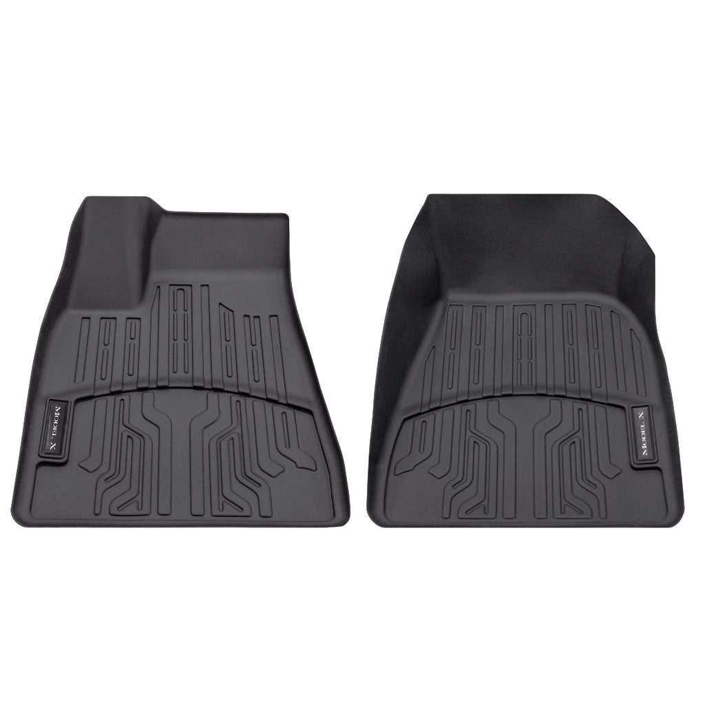 Model X All-Weather 1st Row Floor Mats