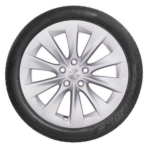"20"" Slipstream Wheel and Winter Tire Package"
