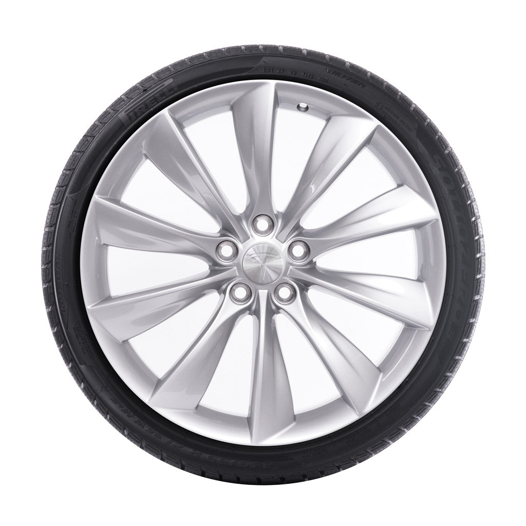 "21"" Turbine Wheel and Winter Tire Package"