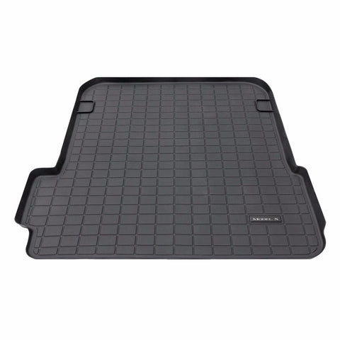 Model X All-Weather Rear Cargo Mat - Third Row Seat Down