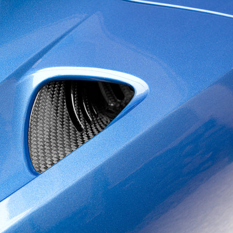 Carbon Fiber Body Side Ducts