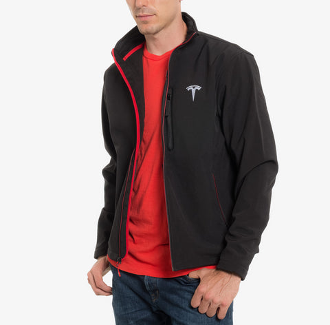 Men's Corp Jacket, Black