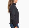 Women's Corp Jacket, Black