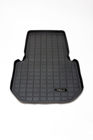 Model S All-Weather Front Trunk Mat, Rear Wheel Drive