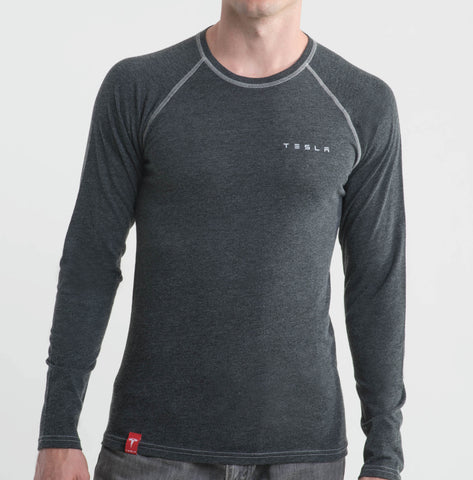 Men's Baseball Long Sleeve Tee