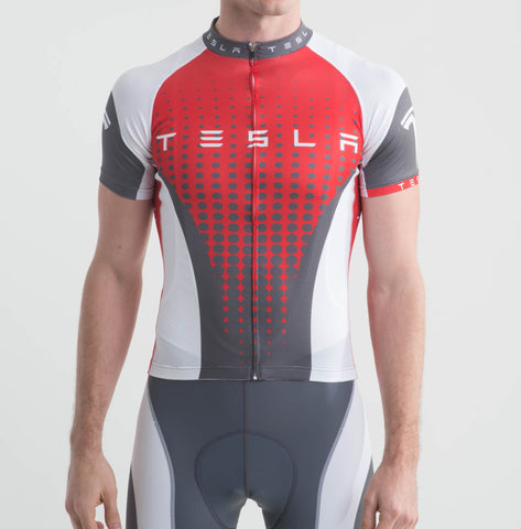 Tesla Race-Cut Jersey