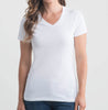 Women's Tesla Emblem V-Neck