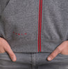Men's Peppered Hoodie