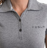 Women's Tesla Logo Polo