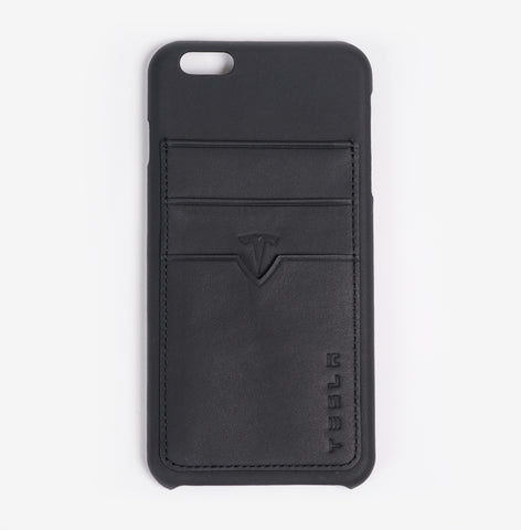 iPhone 6/6S Plus Leather Wallet Case