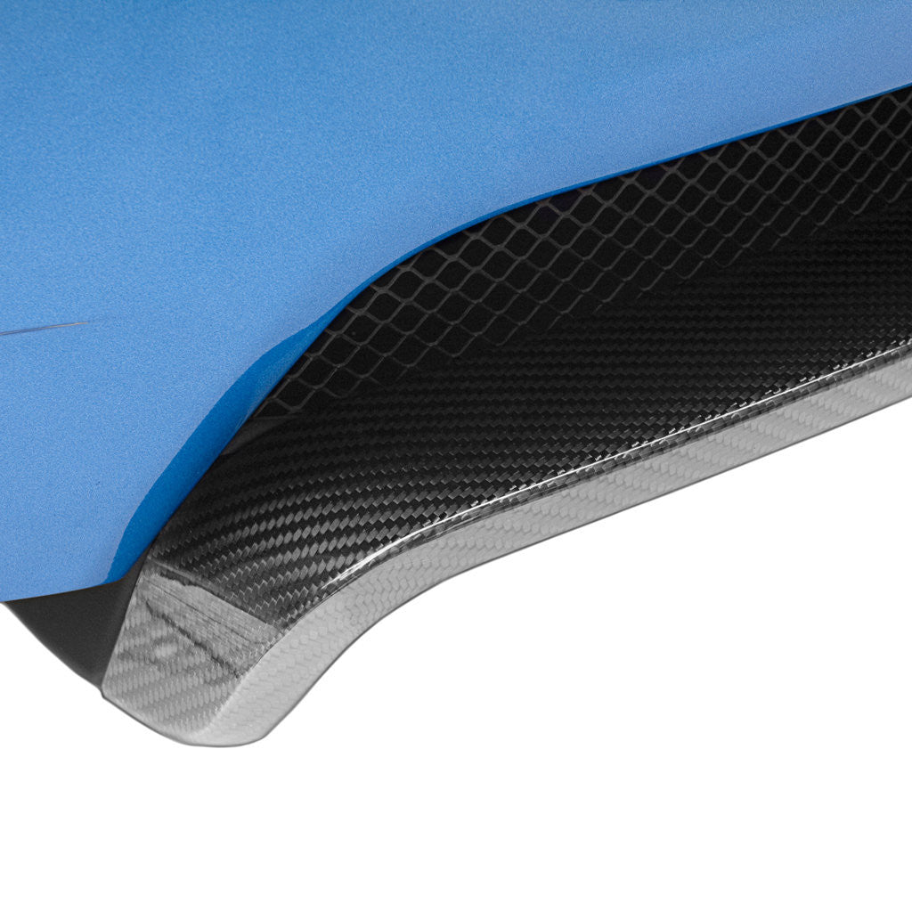 Carbon Fiber Rear Air Diffuser
