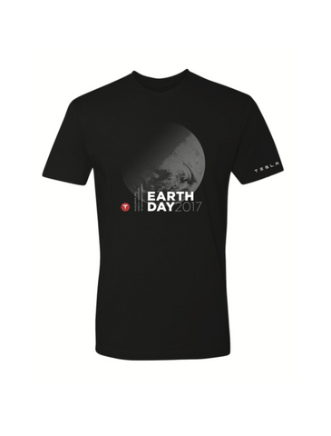 Men's Tesla Earth Day Tee