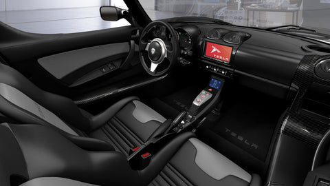 Interior Carbon Fiber Kit