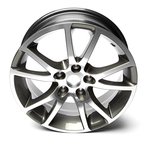 Cast Aluminum Wheel Set