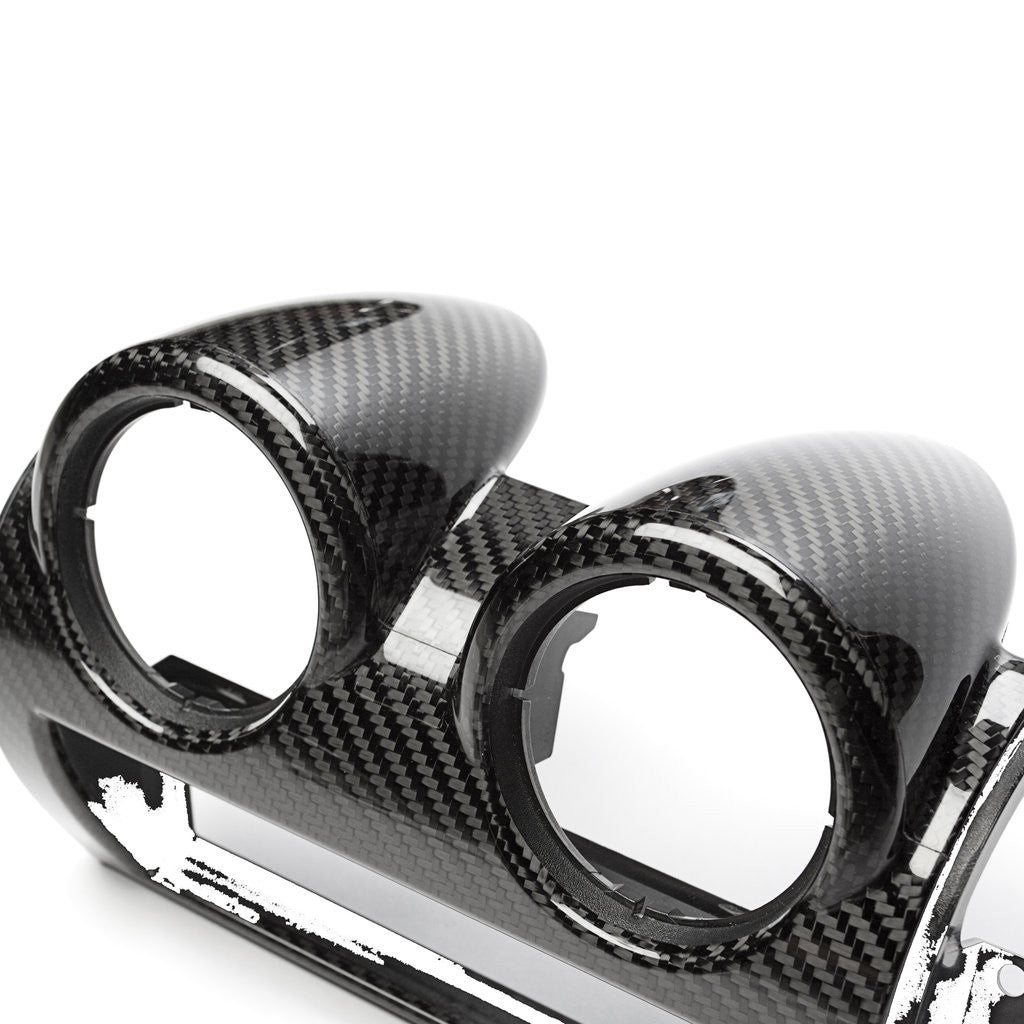 Carbon Fiber Stereo Binnacle