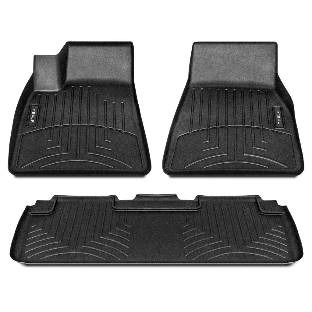 Model S All-Weather Interior Set