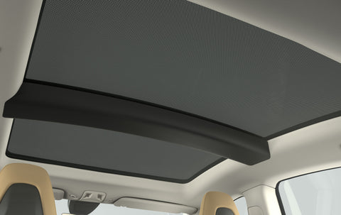 Model S Panoramic Roof Sunshades