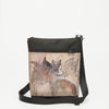 Small Shoulderbag with Critters - Watercolour