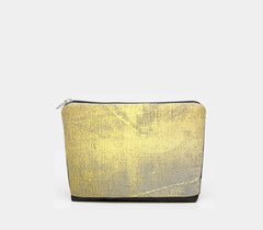 matttZIP with Hand Gilded Canvas - Gold