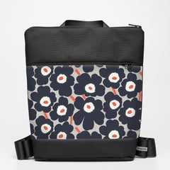 Oversize Backpack with Unikko - Grey