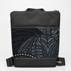 Oversize Backpack with Vuorilaakso - Grey