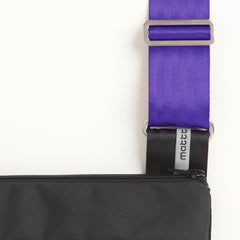 Purple Shoulder Strap