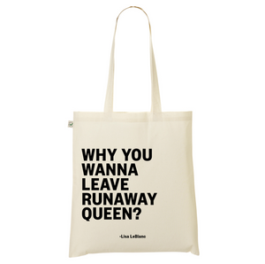 Lisa LeBlanc Tote Bag