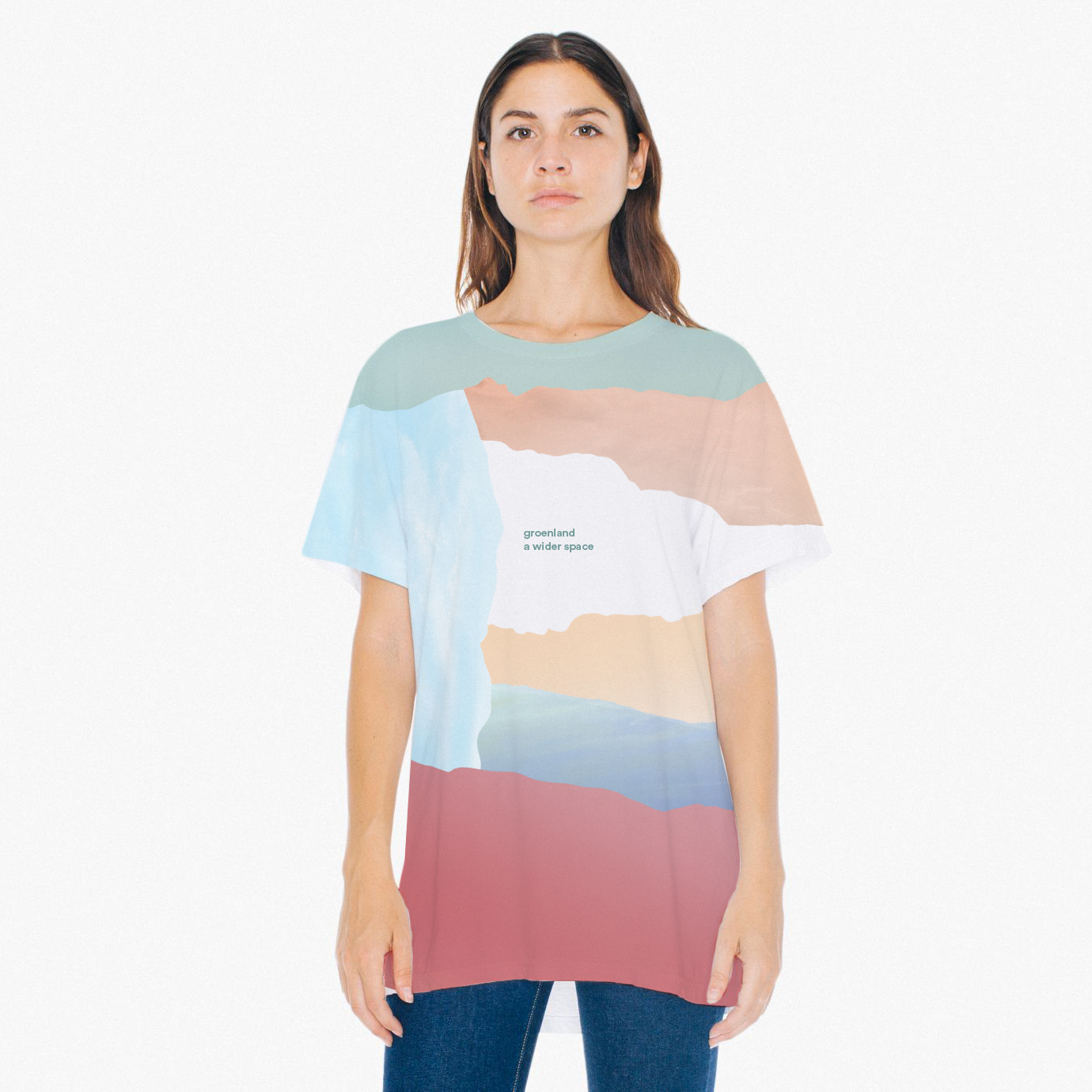A Wider Space Tee