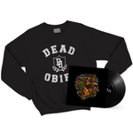 DEAD. - LP + Crewneck Bundle