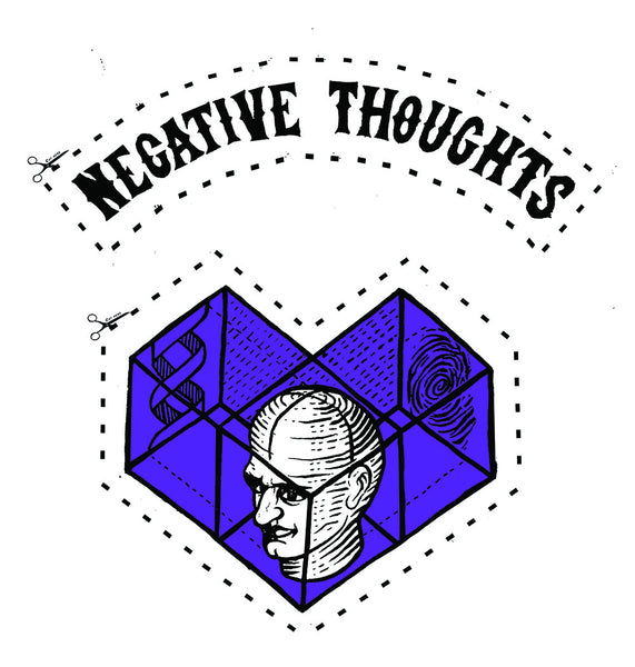 Negative Thoughts Patch