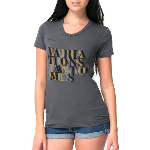 Variations Fantômes Tee - Women