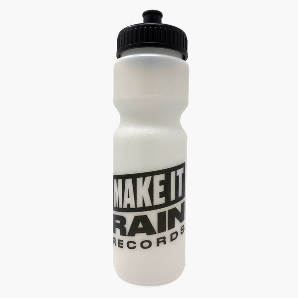 Make It Rain Glow in the Dark Sports Bottle