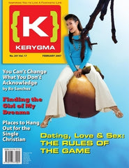 Kerygma Magazine (For Abroad)