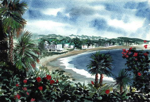 Laguna Garden Print - Laguna Beach T-Shirt Co