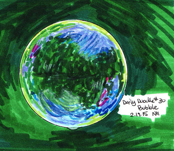 No.030  Bubble