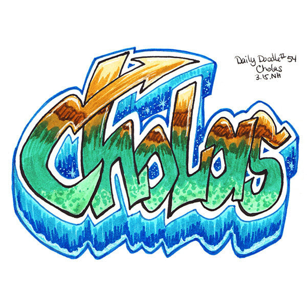 No.054  Cholas