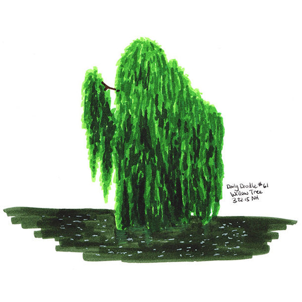 No.061  Willow Tree