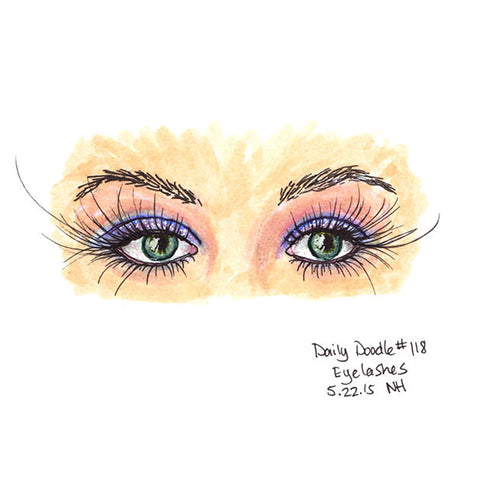 No.118 Eyelashes
