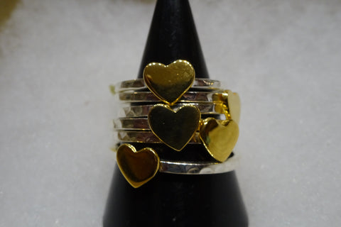 Silver/Gold Ring