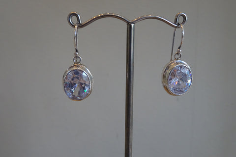 Zirconia Earrings